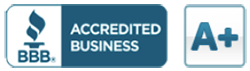 SCS Trees BBB Accreditation Logo